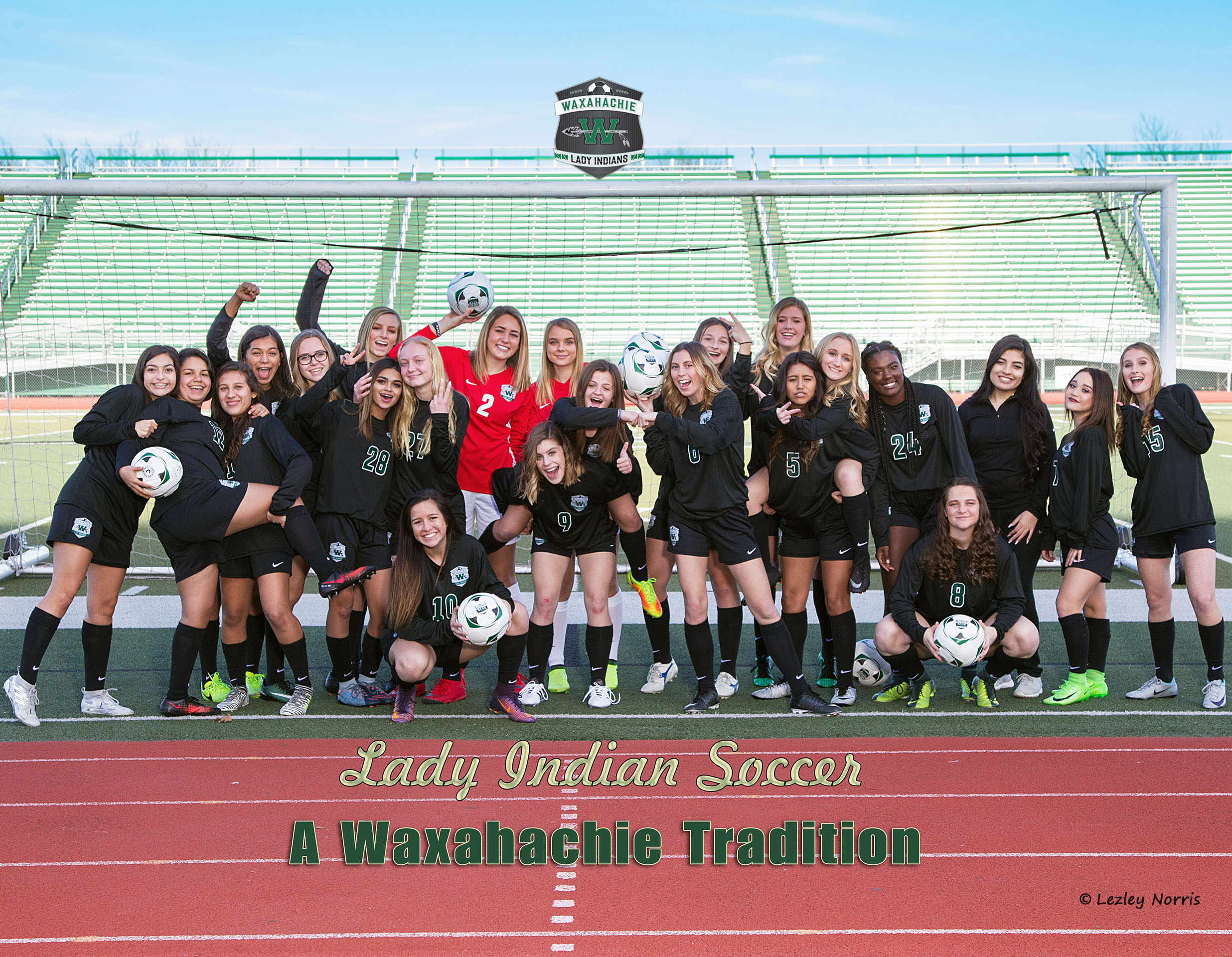 Waxahachie Lady Indians